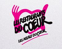 Restos du Cœur - Campagne donation 2013 & 2014