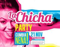 Chicha Party - Cumbia nena!