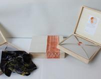 Meditation in Silk: Scarf