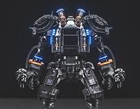 C4DxOctane | Mech Design