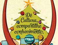 Livraria Cultura Christmas