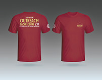 Outreach Tasik Chini 2.0 Tshirt
