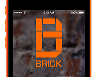 Brick Logo & Login