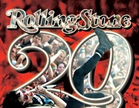 Rolling Stone 2013 Live Issue Brochure