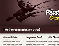 Meivel corporate website