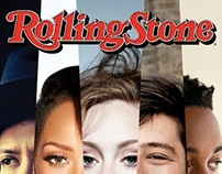 Rolling Stone Reader's Choice Issue Brochure