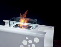 Essential Fireplace for Brandoni