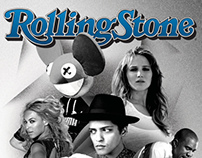 Rolling Stone Millennials Issue Brochure