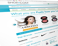 Shop.com Concept (2011)