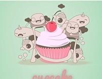 Cupcake Invasion