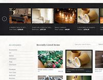viniture.com (classified ads) website