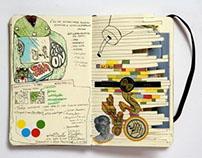Diary Art / Moleskine