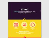 AppPulp.com Process Book