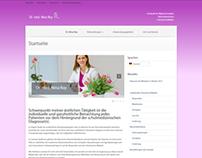 webseite // Dr. med. Nina Roy