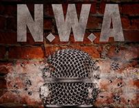 NWA Poster