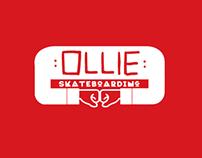 Branding. Ollie Skateboarding Organisation
