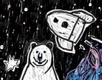 Space Bears