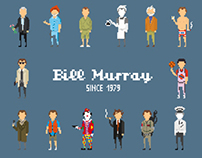 Bill Murray – Since 1979