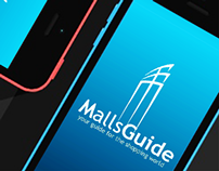 Malls Guide App