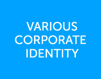 Various Corporate Identity
