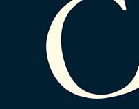 Typographic Poster: Cosmos & Culture