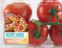 Tomato Label