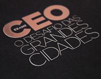 EXAME CEO - o desafio das grandes cidades 2013