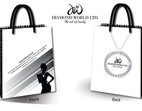 Shopping Bags for Diamond World Dhaka