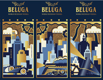 Beluga Art Deco Project II