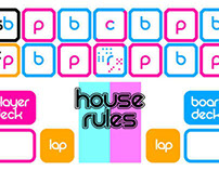 House Rules - A Free Print-And-Play Board Game