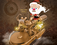 Funky Punky Christmas