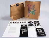 Riff Raff- Shop Branding