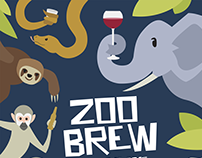 Event Poster - Zoo Brew