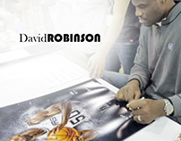 "David Robinson ""VIDEO"""