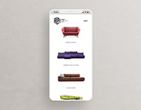 AlpiCollection Mobile-first Website
