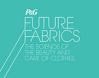 P&G- Future Fabrics- GDesign & Fashion Collab.