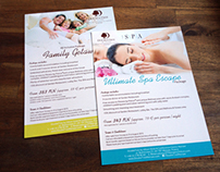 Leaflets for DoubleTree by Hilton Warsaw