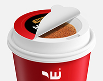 Nescafe Coffee Cap