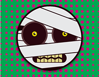 GeoMons: Monster Icons