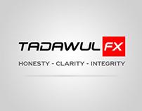 TadawulFX - Branding