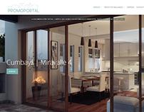 Promoportal website
