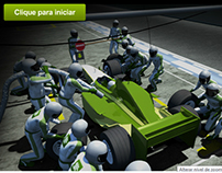 InfoGame Pit Stop F1