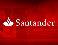 Santander Website