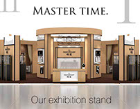 Exhibition stand Jaeger LeCoultre China