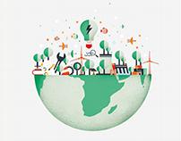 ILLUSTRATION - La biodiversité à tous les étages