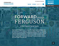 Forward Through Ferguson User Experience