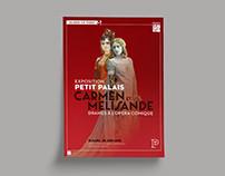 Petit Palais – Carmen et Mélisande