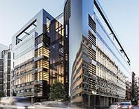 Black Pearl Building Brussels | BELGIUM