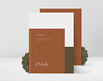 OVIDE Editorial Imagebook