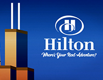 Hilton Hotels-Where's Your Next Adventure? (Chicago)